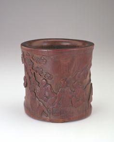 Chinese Art | Brush pot |