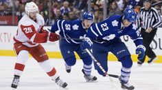 Maple Leafs place Laich Greening 2 others on waivers