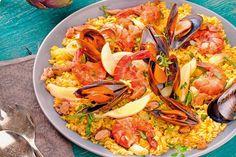 Paella - španielske panvicové rizoto | Recepty | zena.sme.sk