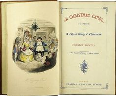 The Cleveland Public Library Found a Lost First Edition Copy of 'A Christmas Carol' / Stephanie Garlock + Atlantic Cities | #nosolotecnicabupm
