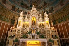 St. Casimir Altar in East Cleveland