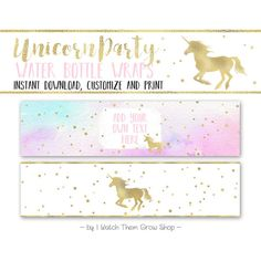 142 Best Party Pretty Unicorn Party Ideas Images On Pinterest