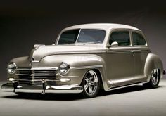1948 Plymouth Sedan - $68,500.00 - by StreetRodding.com Buy, Sell, Trade at StreetRodding.com. Classic car, Muscle car, Street Rod