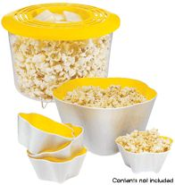 Popcorn Snacking Set