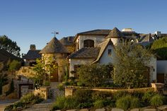 Storybook Style Architecture - traditional - exterior - orange county - Brion Jeannette Architecture