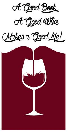 Wine & Books = a good life   __[Via Etsy by LoQoQoPrints] (Pouring Red Wine Illustration) (Wine x Life) #cMaroon #glass #cRed