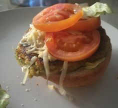I can honestly say that this is one of the best veggie patty recipes I've made. Try it today.