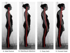 Stretches and Exercises to Improve your Posture! -PositiveMed | Positive Vibrations in Health