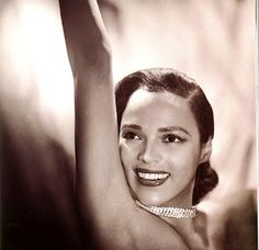 Dorothy Dandridge, Brows