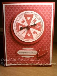 take a spin card class by jrmccue - Cards and Paper Crafts at Splitcoaststampers
