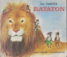 école : références: La famille Rataton (Romain Simon)