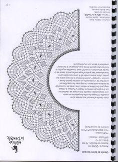 ideas for crochet lace heart pattern Crochet Skirt Pattern, Crochet Gloves Pattern, Crochet Baby Hats, Crochet Patterns, Bobbin Lace Patterns, Tatting Patterns, Crochet Lace Collar, Ravelry Crochet, Lace Heart