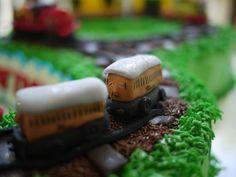 Thomas the Train. Annie and Clarabel