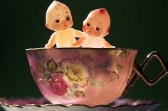 Babes in Delicate Cup by jesse-grub, via Flickr