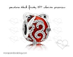 Today's post brings something of an exciting AW17 preview, with a sneak peek at this year's Pandora Black Friday charm! If you've not come across this before, Pandora release a limited edition bead for Black Friday every year, and have done since 2011. This used to be a North American exclusive release, but last year's … Read more...