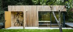 Amazing Shed Plans - Office shed with bike storage Now You Can Build ANY Shed In A Weekend Even If You've Zero Woodworking Experience! Start building amazing sheds the easier way with a collection of shed plans!