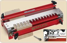 MLCS Dovetail Jig
