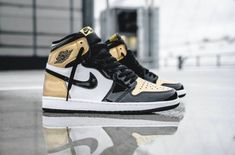 Is The Air Jordan 1 Retro High OG Gold Toe On Your Must Cop List?