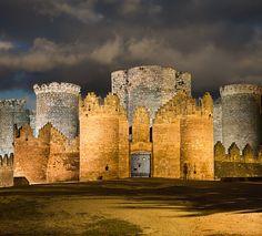 Castillo de Belmonte, España