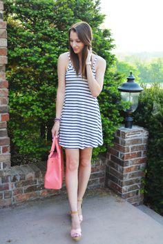 Striped dress - Love, Lenore