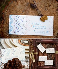 Handspun - Blog Hunger Games Wedding Paper