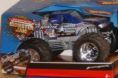 $21.49 Very Cool Bounty Hunter Monster Jam Truck 1:24 scale
