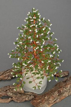 Beaded Christmas Tree *** Click image to review more details.