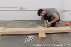 HomeMade Modern DIY EP70 Outdoor Sofa Step 2