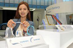 Samsung Stripe, la batteria a nastro per i wearable che ne aumenta l'autonomia - http://www.tecnoandroid.it/samsung-stripe-la-batteria-nastro-per-wearable-8796/ - Tecnologia - Android