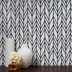 Stylish Removable Wallpaper For The Urban Home