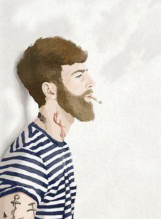 Mateja Kovač #aquarela