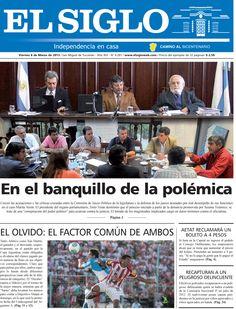 Diario El Siglo - Viernes 8 de Marzo de 20 13