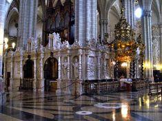 zaragoza spain cathedral - Google Search