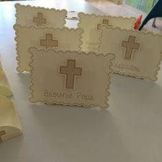 First communion desserts signboards