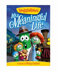 """HOLIDAY FEST! VeggieTales: """"It's a Meaningful Life"""" (2010)   Jerry's Hollywoodland Amusement And Trailer Park"""