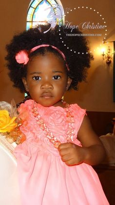 Natural Toddler, Beautiful , Her black is beautiful Taylor Ann, TheHopeChristine.com