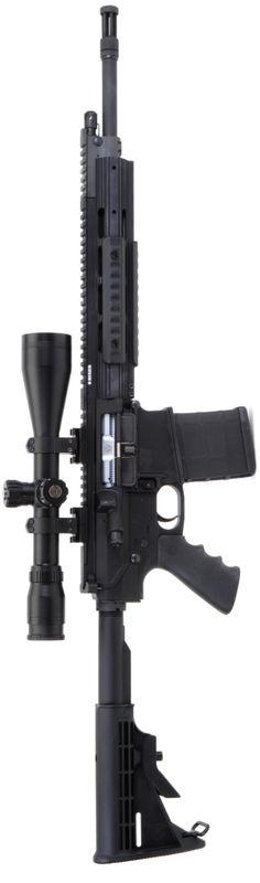 Real Guns - Ruger's SR-762
