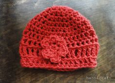 40 min beanie {free crochet pattern}...this is so cute, and she says it's super fast to work up, love it!
