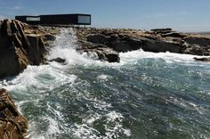 Fogo Island Studio 15 Impressive Architectural Studio Overwhelms the Astonishing Landscape