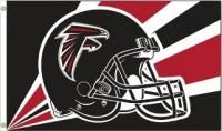 Atlanta Falcons 3' x 5' Premium Quality Flags