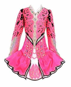 Siopa Rince Teo Irish Dance Solo Dress Costume