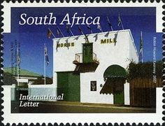 Colesberg Horse & Mill, Colesberg, Northern Cape