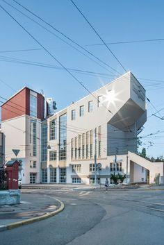 Galería de La Arquitectura de Konstantin Melnikov bajo el Lente de Denis Esakov - 33