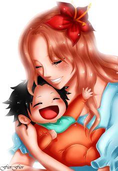 Portuguese D. Rouge - A mother's love by FiorFior.deviantart.com on @deviantART