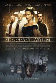 Asylum: El experimento Poster