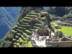 Planning a trip to Machu Picchu in Peru? Planning a trip to Machu Picchu in Peru? We can see why with views across the surrounding mountains and ancient ruins Rio Grande Do Sul, Machu Picchu Mountain, Inka Trail, Peru Travel, Travel Europe, Travel Destinations, Pyramids Of Giza, Inca, Us National Parks