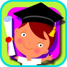 Preschool Academy ICON #kids #app #colorful #education #ichildren #kid…