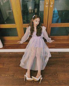 Kpop Outfits, Ulzzang Girl, Capricorn, Kpop Girls, Korean Girl, Numbers, Tulle, Ballet Skirt, Entertainment
