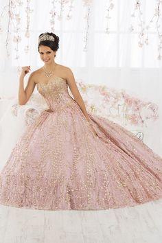 86558ea53 22 mejores imágenes de Vestidos XV Coleccion Ragazza 2018