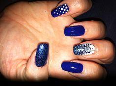 Shellac nail art. By mp3